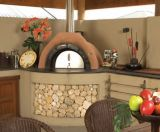 AD70 Wood Fired Oven Cover By Rustic Natural Cedar Furniture Co.