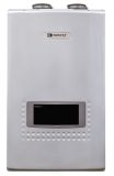 Indoor Direct Vent Tankless Water Heater with Built-In Pump - NG