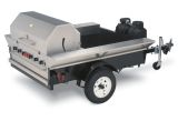 """124"""" Towable Grill"""