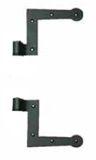 John Wright 088510L New York Style 1 Left Hand Pair Hinges w/Pintles