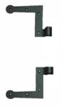 John Wright 088510R New York Style 1 Right Hand Pair Hinges w/Pintles