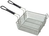 Large Stainless Basket fits 4 and 9-Gal. for Fryer