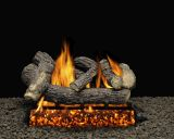 Clairmont Logs With Burner