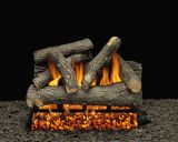 Dundee Oak Logs With Burner