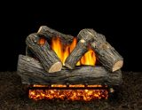 Wakefield Oak Logs With Burner