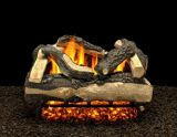 Salisbury Split Logs With Burner