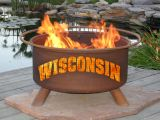 Patina F217 Wisconsin Fire Pit