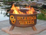 Patina F218 Oklahoma Fire Pit