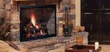 "Majestic 36"" Biltmore Radiant Wood Burning Fireplace"
