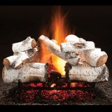 "24"" Aspen Timbers Logs w/Elec. Variable On/Off Ignition Burner - LP"