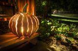 Pumpkin Luminary (SQUATTY) By Desert Steel