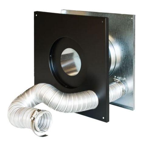 "PelletVent Pro 3"" Wall Thimble Air Intake Kit"