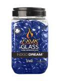 Bond 67968 Round Lava Glass in Indigo Dream