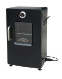 """26"""" Electric Black Smoker with Viewing Window ISTA-3A UPSable"""