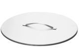 """Curonian Fire Pit Stainless Steel Cover/Lid - 25"""""""