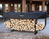 Woodhaven CYARD-FC Courtyard Firewood Rack Full Cover