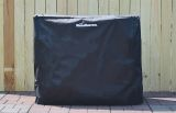 """Woodhaven 48FC Black Full Cover, 48"""""""