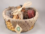 Goods Of The Woods 10291 Small Willow Basket Sampler