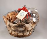 Goods Of The Woods 10292 Small Birch Basket Sampler