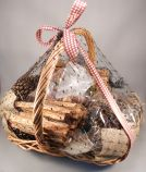 Goods Of The Woods 10296 Large Assortment in Oval Basket