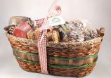 Goods Of The Woods 10304 Medium Oval Basket with Rope Band