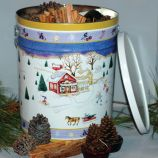 Goods Of The Woods 10306 Large Gold Tin