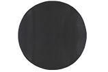 "54"" High Temperature Round Deck Mat - Black"
