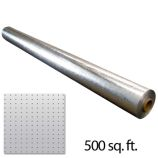 "48"" x 125' Metalized NT Radiant Barrier Foil Perforated (500 sq. ft.)"