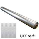 "48"" x 250' Metalized NT Radiant Barrier Foil Perf (1000 sq. ft.)"