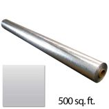"48"" x 125' Metalized NT Radiant Barrier Foil Solid (500 sq. ft.)"