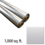 "48"" x 250' Metalized NT Radiant Barrier Foil Solid (1000 sq. ft.)"