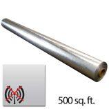 "48"" x 125' ULTRA NT SCIF Radiant Barrier Foil Solid (500 sq. ft.)"