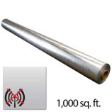 "48"" x 250' ULTRA NT SCIF Radiant Barrier Foil Solid (1000 sq. ft.)"