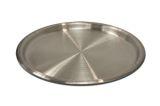 "Bayou Classic 18.5"" Large Big Crawfish Tray/Water Pan - Aluminum"