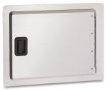 "Outdoor Single Access Door - Cut Out 14.5"" (H) x 20.5"" (W)"