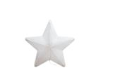 3D Star Hanging Decoration w/ 45 LED Lights - 6 Functions