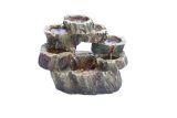 Alpine WIN1134 Circular Tiered Fountain