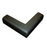6.5' Hearth Bumper Padding Kit with 2 Corners and 4 Feet of Pad