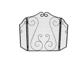 Fireplace Scrollwork Screen By Shelter Logic