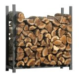 4 ft. / 1,2 m Ultra Duty Firewood Rack without Cover