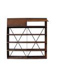 OFYR Steel Wood Storage 200