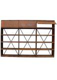 OFYR Steel Wood Storage 300