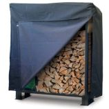 Utility Wood Rack With Extension Cover