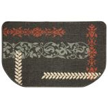 Textured Weave Parma Hearth Rug