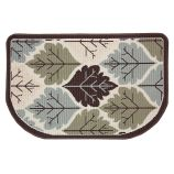 Textured Weave Shenandoah Hearth Rug