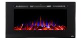 """Touchstone 80027 Sideline 40 Recessed Electric Fireplace - 40"""""""