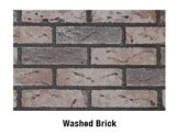 Empire DVP26BW Washed Brick Liner