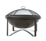 Well Traveled Living 62332 Highland Wood Burning Fire Pit