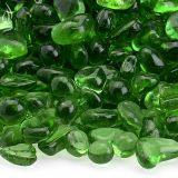 AFG ECO-GRE-10 Jade Green Eco Glass - 10 lbs.