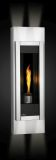 Napoleon GSST8 Riverside Outdoor Fireplace/Torch with Led Light - LP